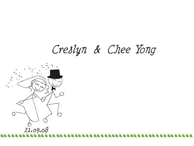 cartoon wedding invitations