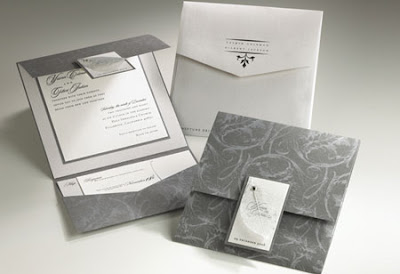 Ornamentation For Casual and Elegant Wedding Invitations