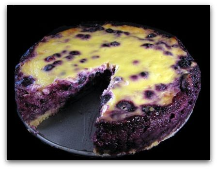 Blue berry cake recipes
