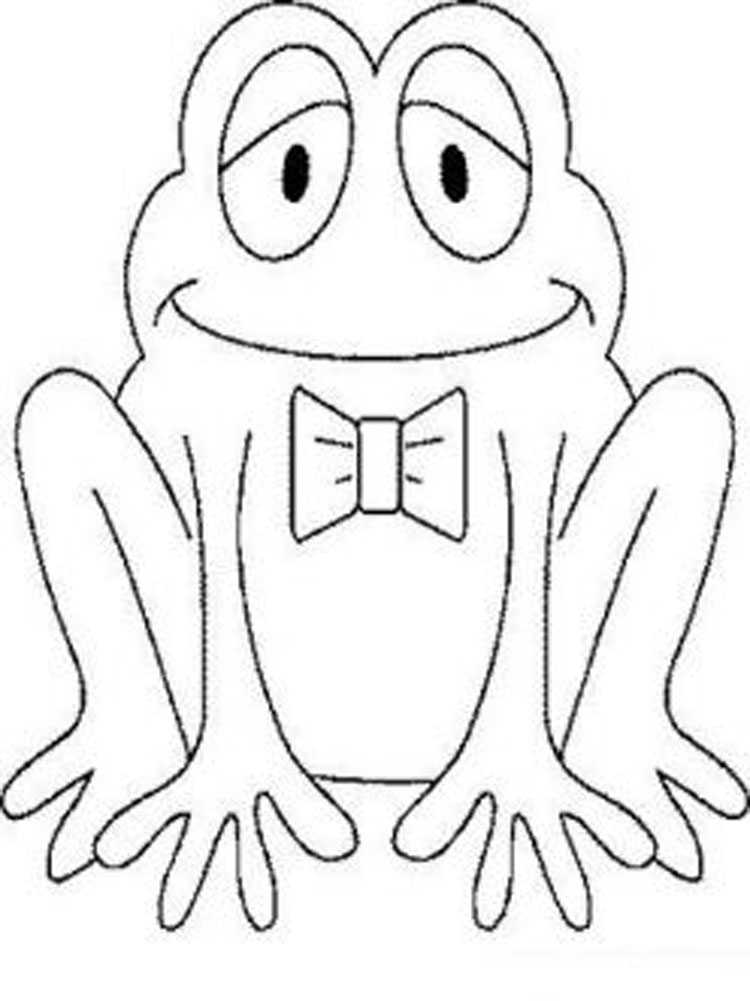 coloring book pages for preschool - photo#15