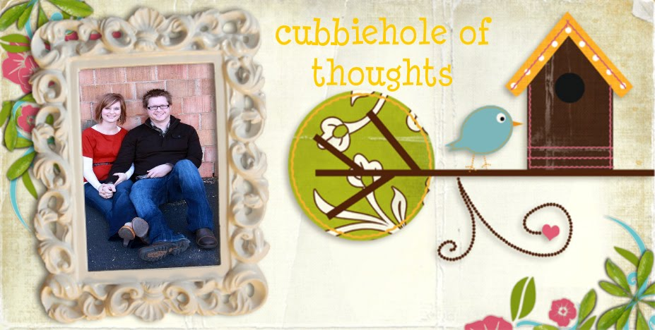 cubbiehole of thoughts