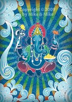 FEED the SPAWNORDER GANESH PRINT