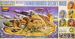 Gerry Anderson's Thunderbirds Secret Base