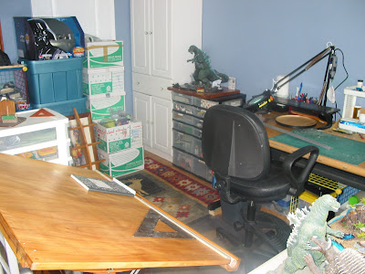 Home – New Studio Space