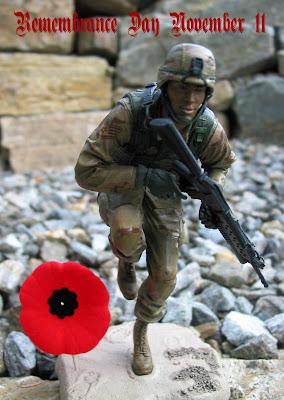 Tribute: Fallen Soldiers