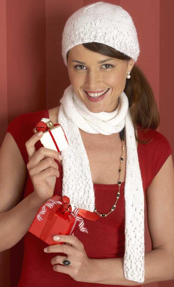 Cascade Yarns Blog Knit Simple Holiday 2010 Beaded