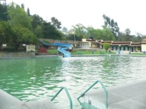 Aguas Termales en Tabio