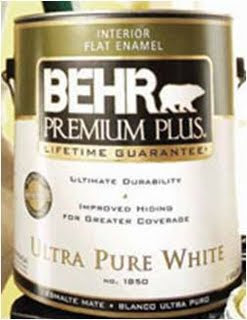 Surviving recession 101 behr paint rebates for Where is behr paint sold