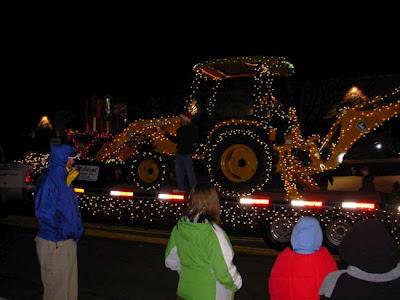 roseys ramblings redneck christmas parade - Redneck Christmas