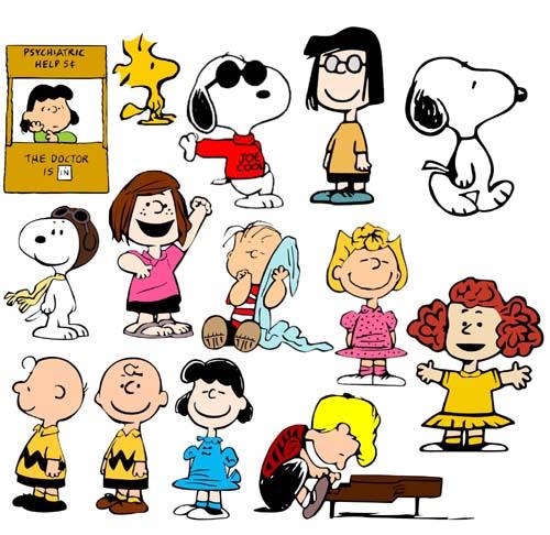 Schroeder And Lucy. Brown, Lucy, Schroeder