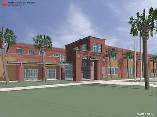 New Dorchester County SC High School – Ashley Ridge High