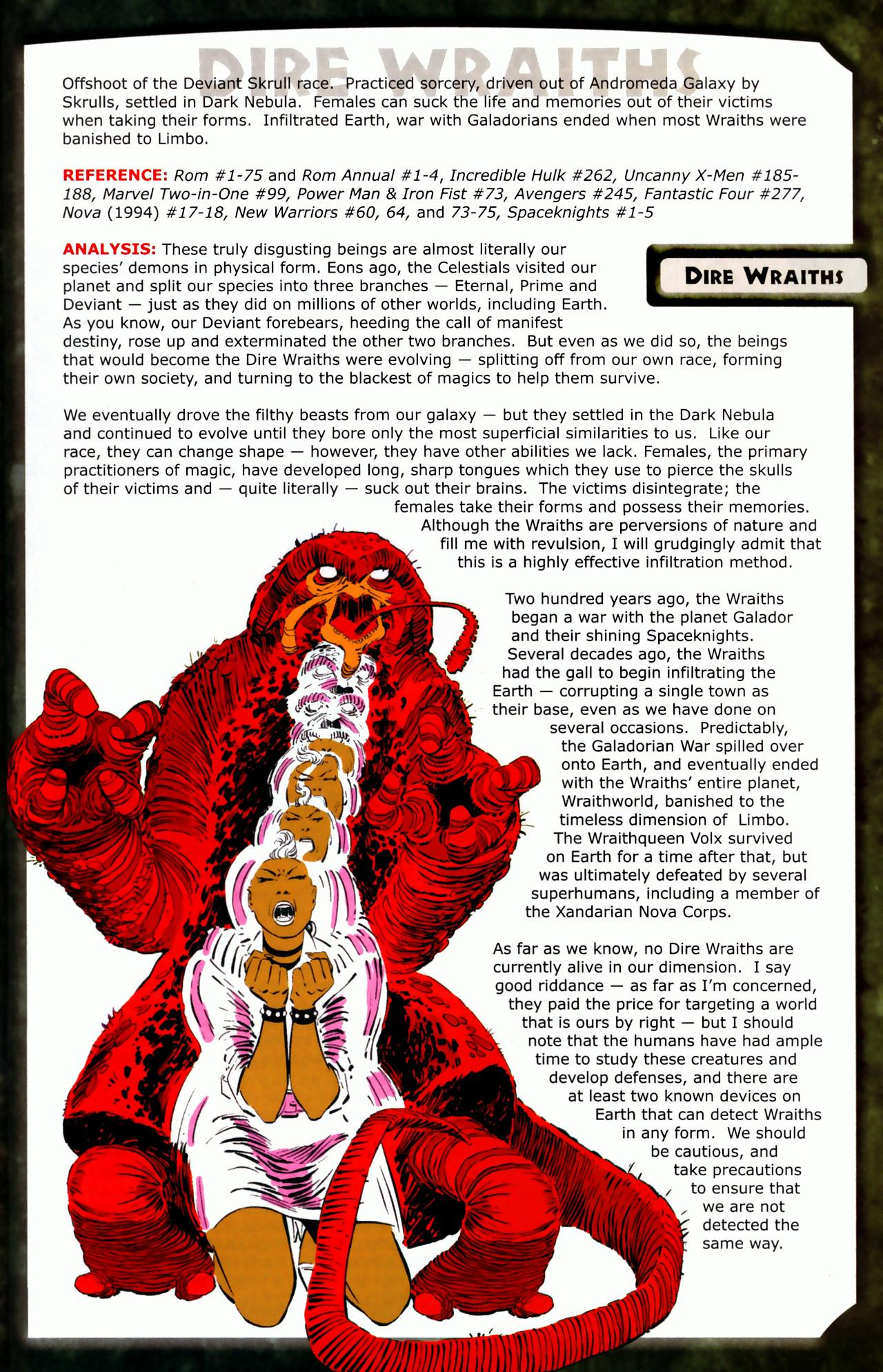 Read online Skrulls! comic -  Issue # Full - 13