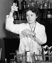 Gerty Theresa Cori, bioquímica estadounidense que gañou Premio Nobel de Fisioloxía/Medicina 1974