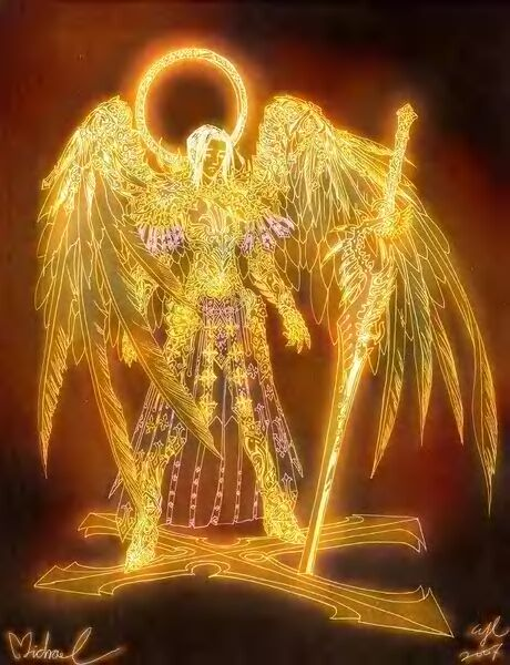 An archangel s name like our