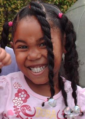 kids short hairstyles : Sassy Styles for Kids: Ponytails