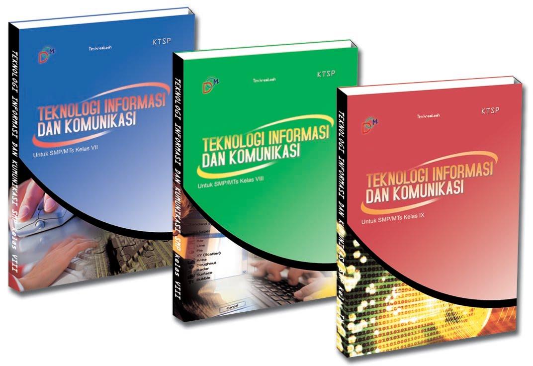 Bos buku : teknologi informasi dan komunikasi smp