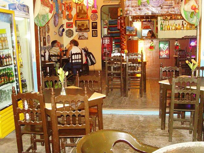 RESTAURANT BAR-CAFE COCINA MEXICANA
