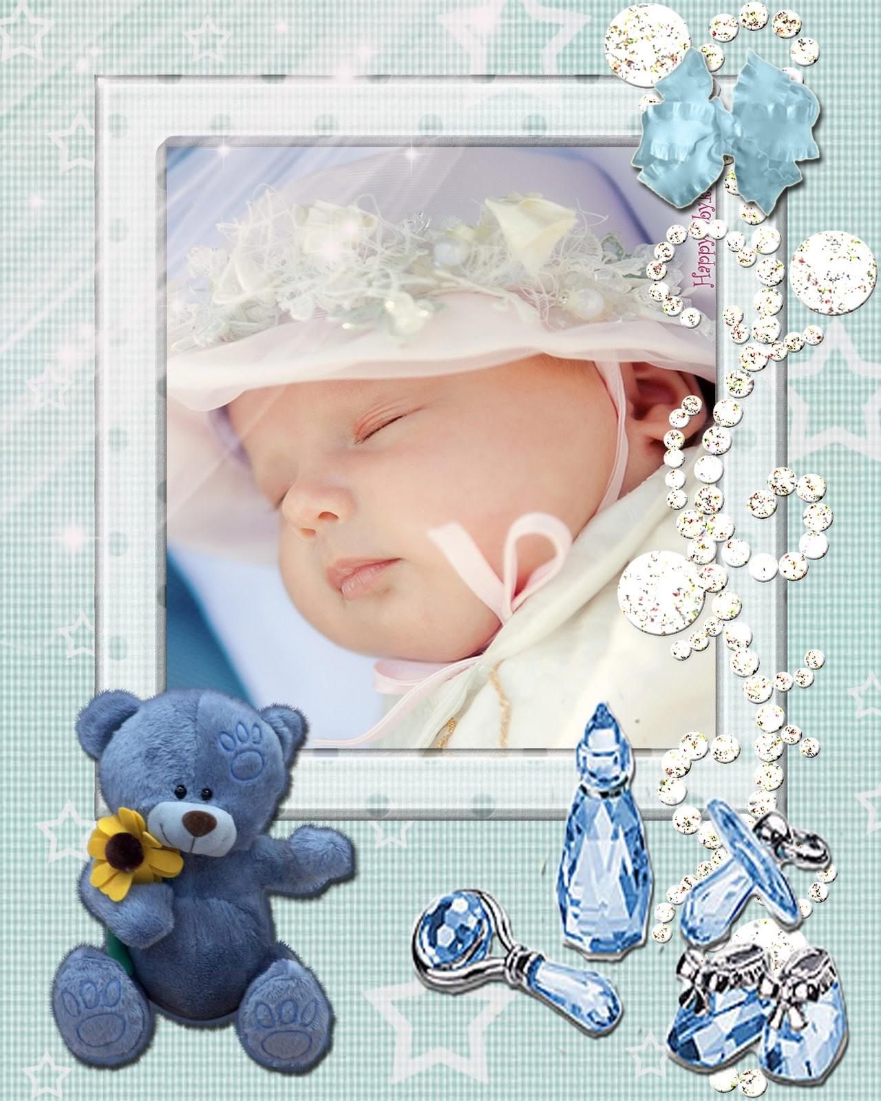 Открытка для младенца мальчик 533