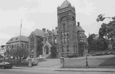 Fall River Courthouse