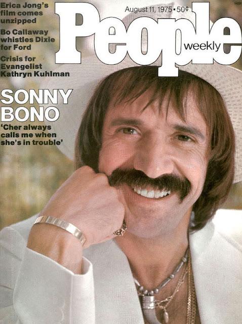 Deathday: Sonny Bono 1935-1998 RIP