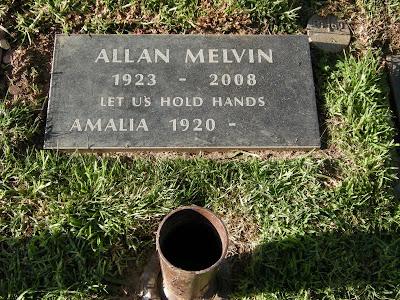 Deathday: Allan Melvin 1923-2008 RIP