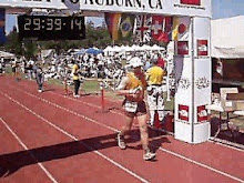 First 100 Mile Race - 2004