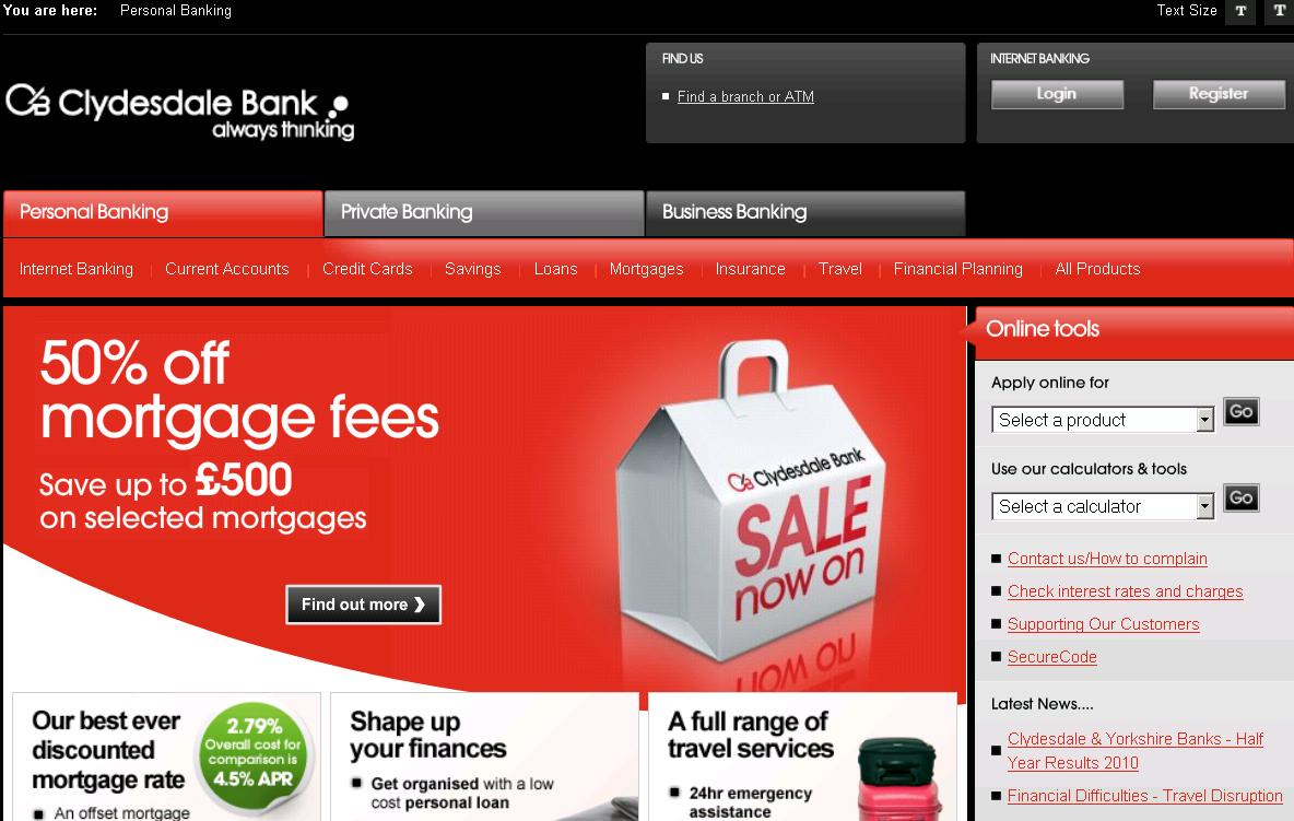 Business Internet Banking Clydesdale Business Internet Banking Login