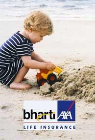 Bharti Axa Life Insurance online payment at Bharti-axalife.com