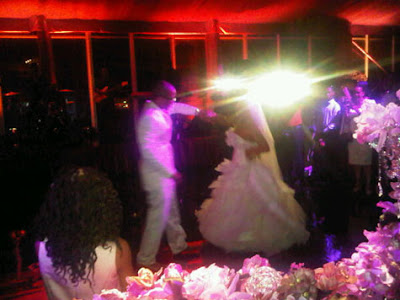 T.I. and Tiny Wedding Pictures Revealed