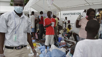 200 Death Due to Cholera in Haiti