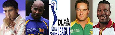 No place for some blasters in IPL 2011 : Ganguly, Jayasuriya, Gayle & Boucher