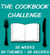 The Cookbook Challange