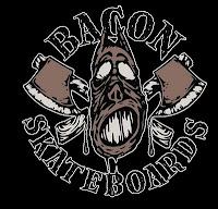 bacon skateboards ©