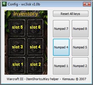 Free Dota Downloads Winziph Item Shortcut Key Helper