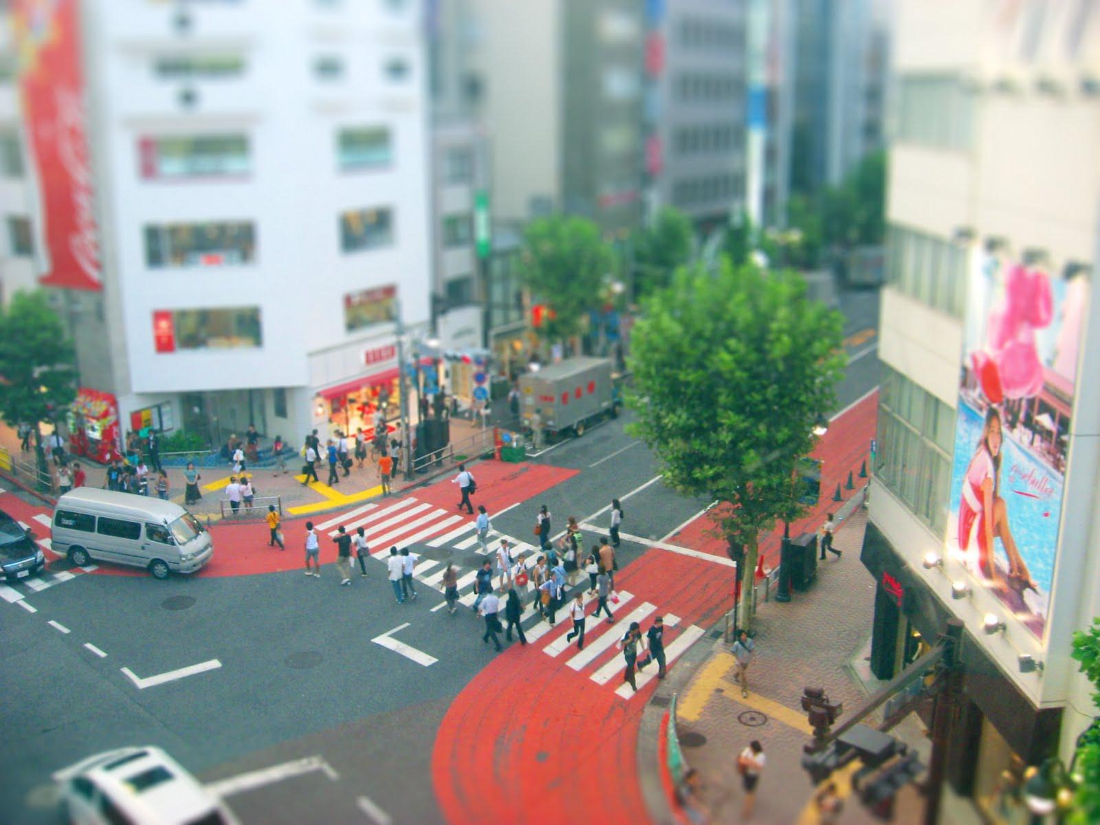 [Shibuya+tilt+shift]