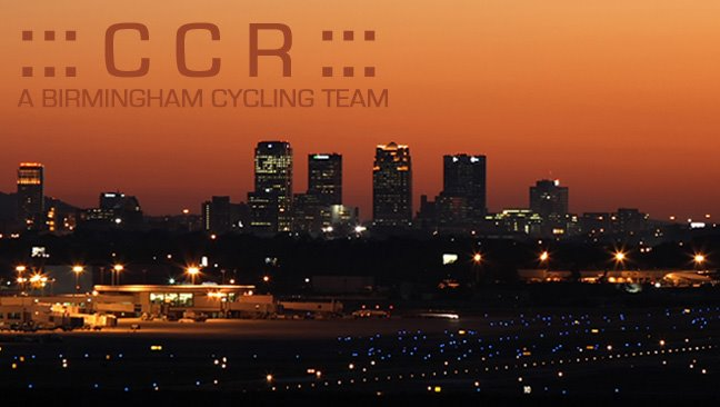CCR | A Birmingham Cycling Team