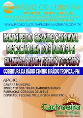 COBERTURA DO PRIMEIRO CARNAVAL DE C DOS INDIOS NO GOVERNO TETA