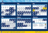 Click for full-sized printable schedule