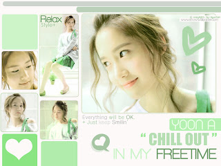 GIRLS' GENERATION- The power of 9! - Page 4 YOONA+Wallpaper-1