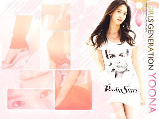 GIRLS' GENERATION- The power of 9! - Page 4 YOONA+Wallpaper-2