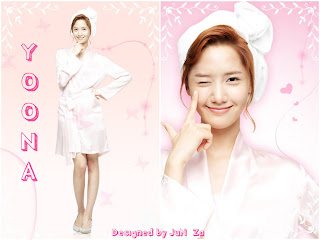 GIRLS' GENERATION- The power of 9! - Page 4 YOONA+Wallpaper-8