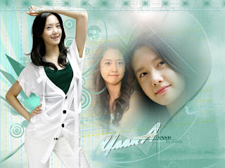 GIRLS' GENERATION- The power of 9! - Page 4 YOONA+Wallpaper-13