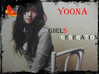 GIRLS' GENERATION- The power of 9! - Page 4 Yoona+Wallpaper-21