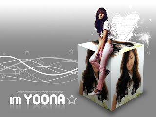 GIRLS' GENERATION- The power of 9! - Page 4 Yoona+Wallpaper-22