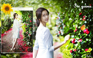 GIRLS' GENERATION- The power of 9! - Page 4 Yoona+Wallpaper-23