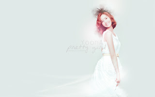 GIRLS' GENERATION- The power of 9! - Page 4 Yoona+Wallpaper-29
