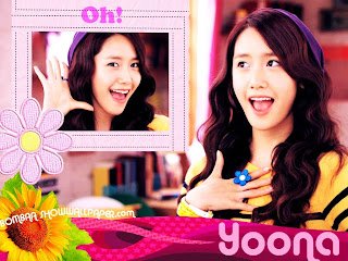 GIRLS' GENERATION- The power of 9! - Page 4 Yoona+Wallpaper-52