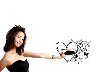 GIRLS' GENERATION- The power of 9! - Page 4 Yoona+Wallpaper-40