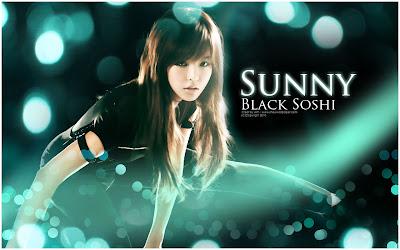 Wallpaper Sunny SNSD