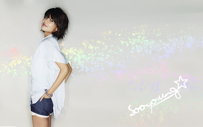Choi Soo Young Personil SNSD
